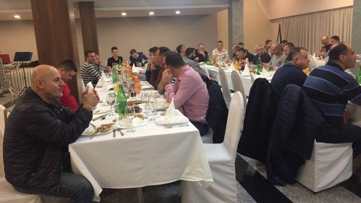 NK GOŠK organizovao druženje sa sponzorima i prijateljima kluba