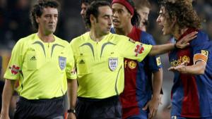 Slavni sudija iskren: 90 posto današnjih sudija je za Real, a 10 posto za Barcelonu
