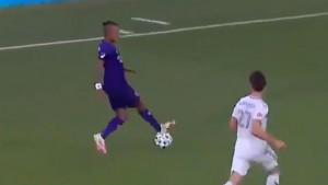 Majstor ostaje majstor: Čudesan prijem lopte Nanija oduševio fudbalski svijet