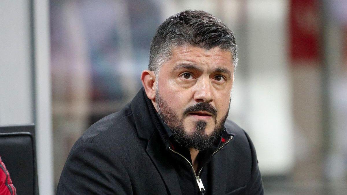 Na San Siru nisu željeli odgodu derbija, ali onda se pojavio Gattuso