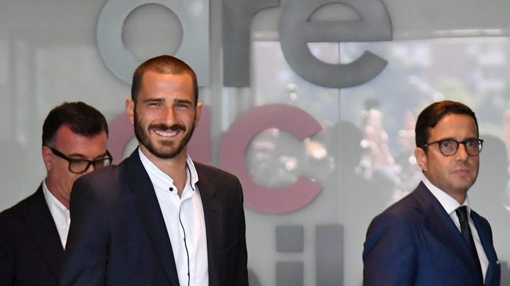 Bonuccijeva poruka naljutila navijače Juventusa