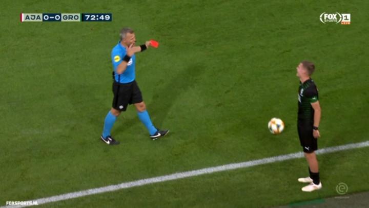 Ajax stigao do nove pobjede, ali šta bi bilo da igrač gostiju nije dobio glup crveni karton?
