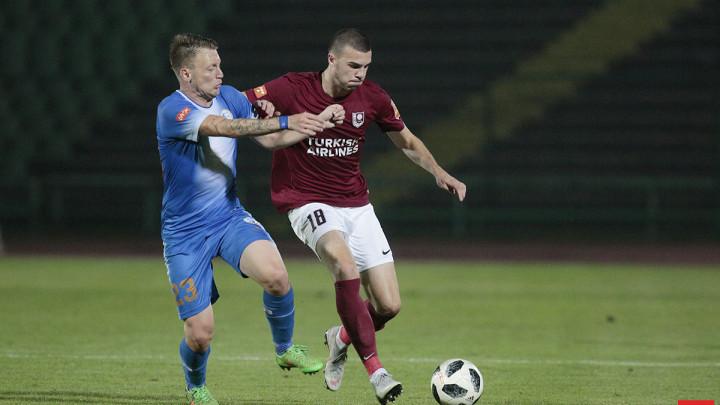 Trener Kortrijka otkrio zašto Mujakić nije uspio u Belgiji