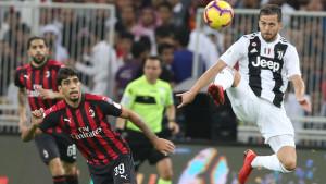 Juventus bez Miralema Pjanića protiv Lazija?