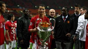Šta je uradio Cristiano Ronaldo nakon finala Lige prvaka 2008. godine?