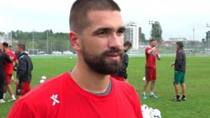 Osmanović: Utakmica bez publike je kao trening