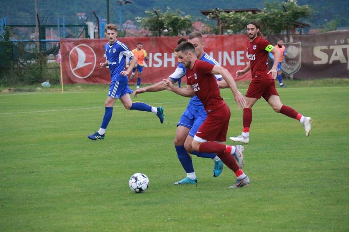 Uvjerljiva pobjeda FK Sarajevo protiv Goražda