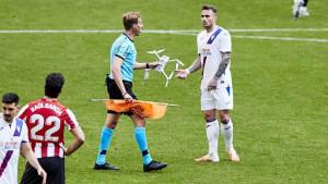 Utakmicu španske La Lige prekinuo dron, nosio je vrlo snažnu poruku