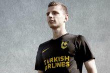 Ljiljan krasi novi dres FK Sarajevo