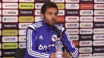 Lulić: Uvijek je lijepo igrati u Albaniji