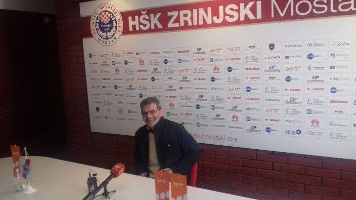 Slišković pred Radnik: Beširevića bih sutra volio vidjeti u Zrinjskom