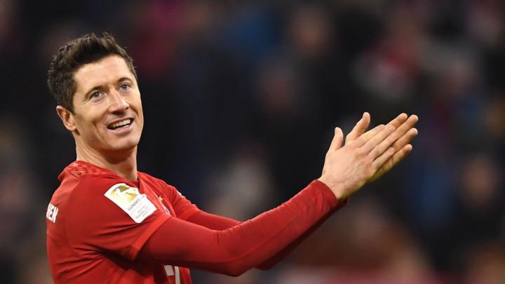 Nevjerovatni Lewandowski zabio ove sezone više golova od Milana, Atletica, Manchestera...
