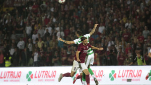 Šta nam govori statistika sa meča Celtic - FK Sarajevo?