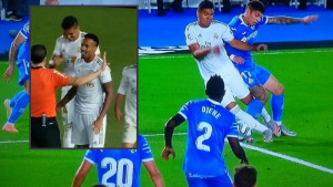 Pokvarenjak Casemiro počeo slaviti kao da je zabio gol, ali podmukli plan mu nije uspio