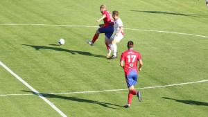 Lopta letjela 40 metara: Bukvić uhvaćen na spavanju, na kraju golman Mladosti postigao autogol