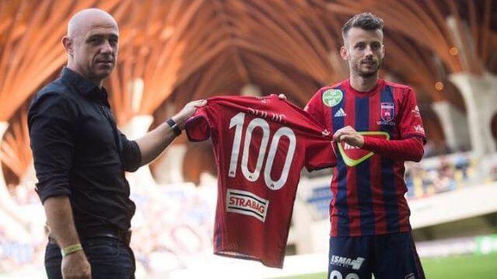 Suljić proslavio jubilej u novoj pobjedi svog Videotona