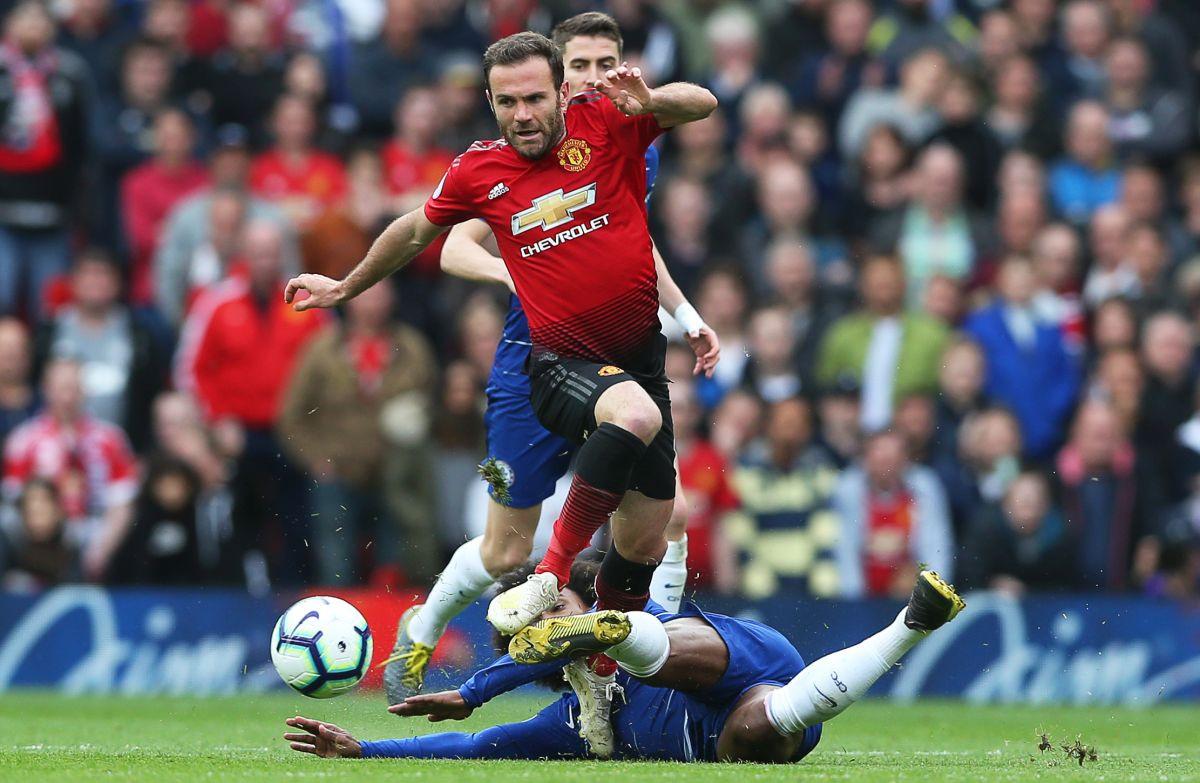 Juan Mata donosi odluku