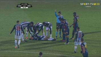 Još jedna stravična povreda na fudbalskim terenima