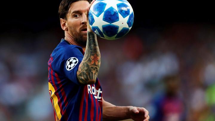 Hat-trick Messija, Barca na startu najavila kandidaturu za osvajanje titule