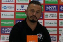 Mulalić: Sezonu želimo otvoriti pobjedom