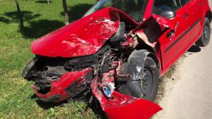 Predsjednik Jedinstva imao saobraćajnu nesreću kod stadiona