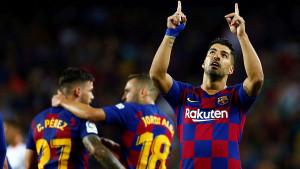 Suarez je zbog jedne osobe sinoć promijenio proslavu gola