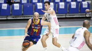 Barcelona savladala Real i povela u finalnoj seriji