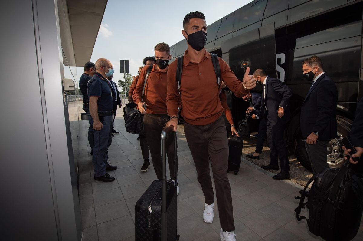 Juventusov sastav za Udinese podigao prašinu, sve zbog Ronalda