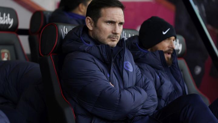 Lampard razočarao navijače Chelseaja: Ne trebamo ga..