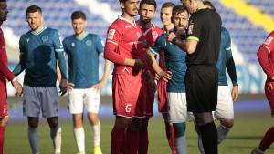 Sadiku: Mujić je odredio tok utakmice koja je obećavala da bude jedna od najboljih u Premijer ligi