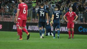 Duljević zamalo pogodio za 2:0
