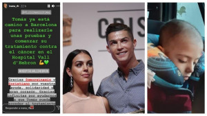 Cristiano Ronaldo platio liječenje dječaku Tomasu koji je obolio od karcinoma