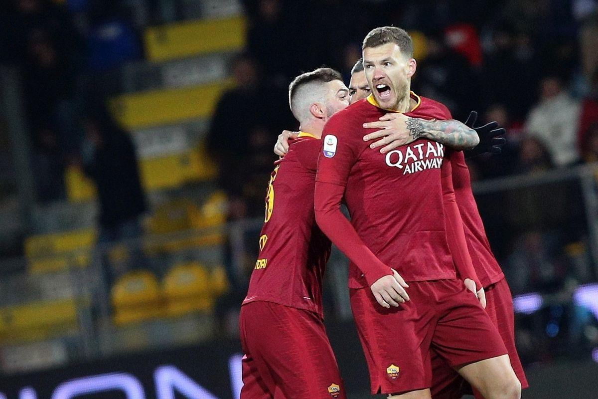 Edin Džeko vodi Romu ka Ligi prvaka!