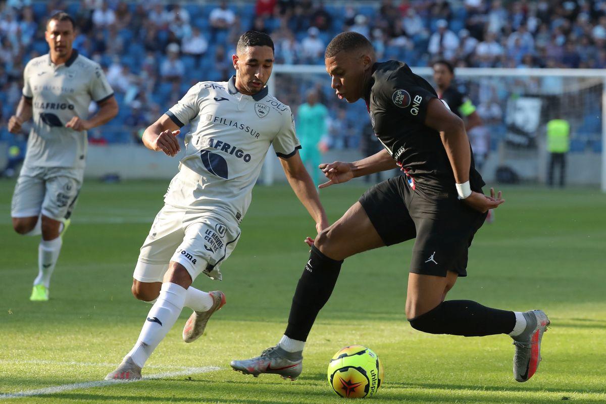 Le Havre - PSG 0:9