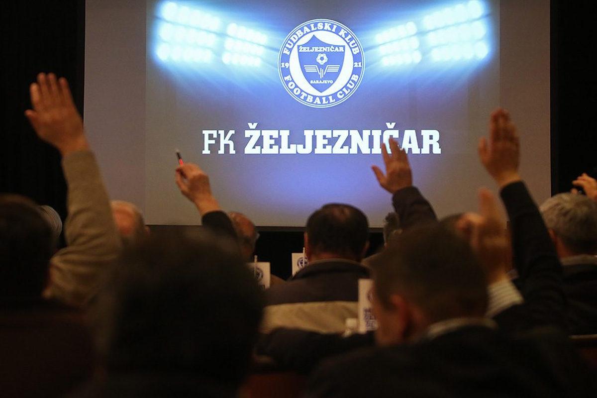 Upravni odbor FK Željezničar ostaje isti, bit će dodatno pojačan