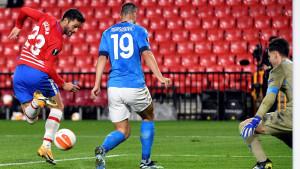 Granada šokirala Napoli, Ajax nakon preokreta savladao Lille