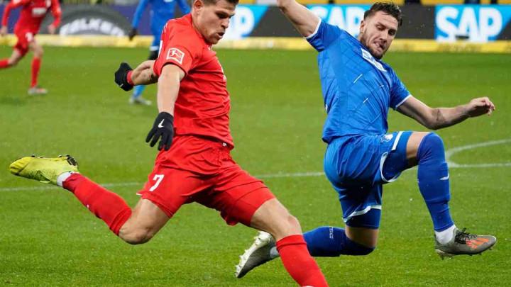 Hoffenheim poražen od Augsburga, Bičakčić morao izaći iz igre