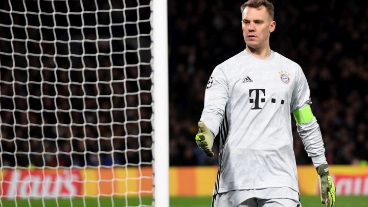 Neuer će završiti u engleskom velikanu?