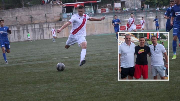 I Jurica Vranješ prepoznao veliki potencijal: Admira Bristrića (17) prate klubovi iz Bundeslige