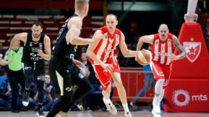 Velika borba u Pioniru, Zvezda srušila Partizan nakon produžetka