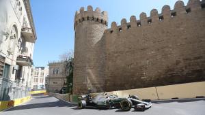Kvalifikacije u Bakuu trajale skoro tri sata, Bottasu pol pozicija