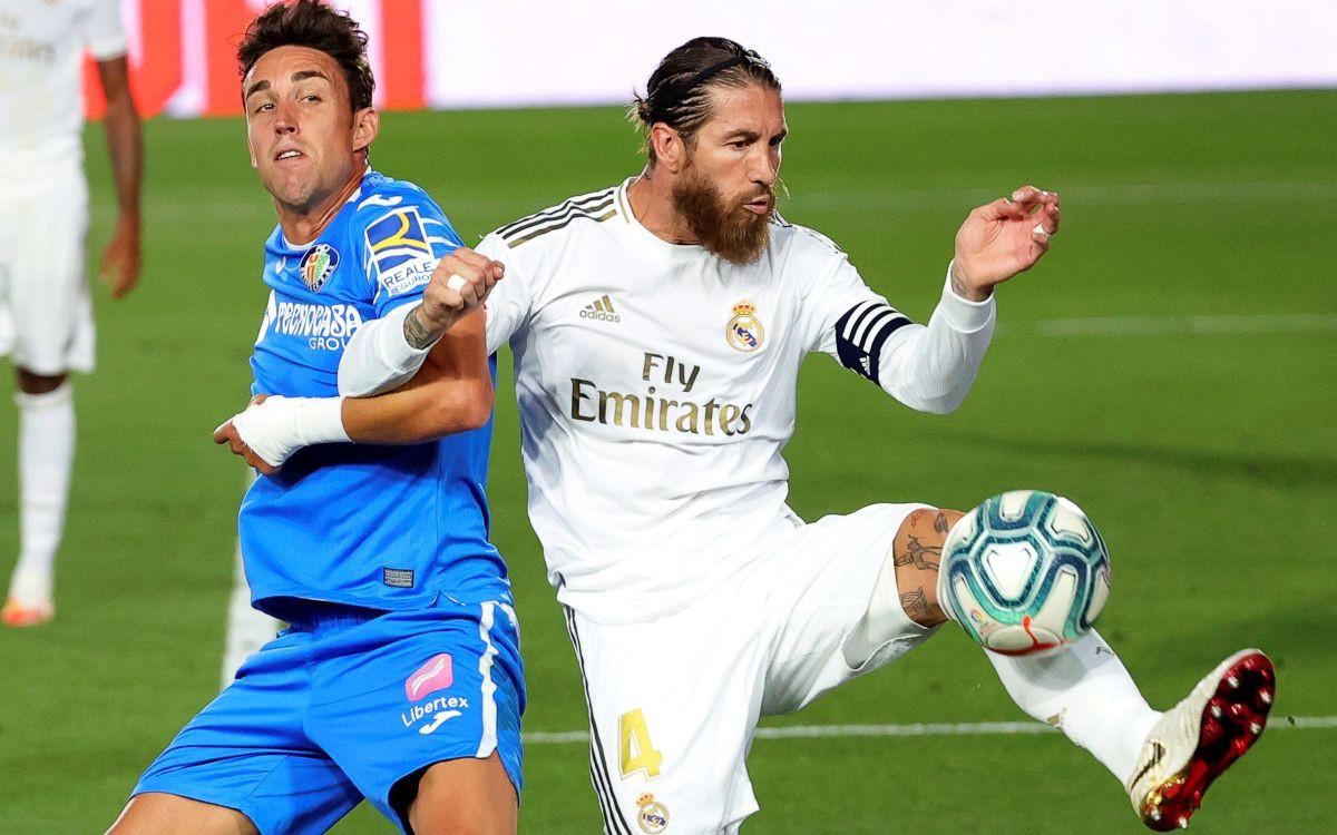 Sergio Ramos golom iz penala spasio Real Madrid protiv Getafea