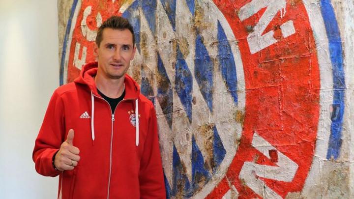 Miroslav Klose predstavljen u Bayernu!