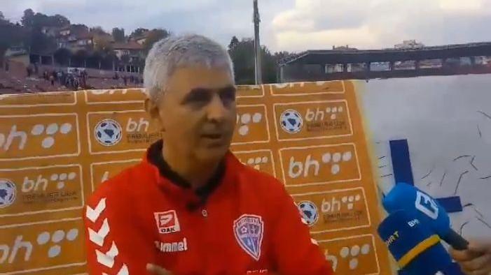 Nestorović nakon 'trice': Igračima sam zabranio slavlje i pjesmu...