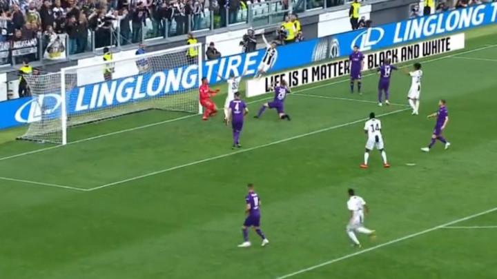 Nestvaran autogol Fiorentine doveo Juve na korak od titule