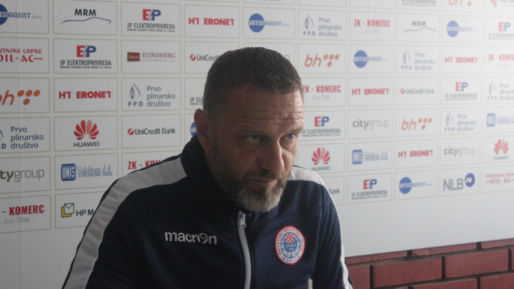 Hari Vukas: Sutra nas čeka kvalitetan protivnik, ali mi moramo pobijediti bez obzira na sve