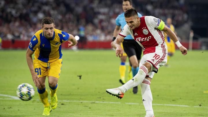 """""""Dušan Tadić je anomalija, on je najbolji kojeg je Ajax imao još od Van Bastena"""""""
