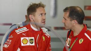 Vettel zabija nož u leđa ekipi Ferrarija?