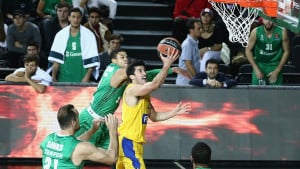 Maccabi siguran protiv Darussafake