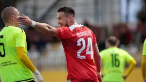 Ponovo loše vijesti za FK Velež: Dino Hasanović mora na operaciju